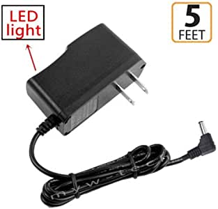 """2A AC//DC Power Charger ADAPTER For Pandigital Novel R70F200 7/"""" Tablet PC eReader"""
