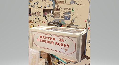 chicken brooder box - 7