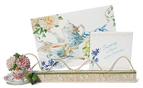 Lissom Design Organizer, Tea & Rose Garden