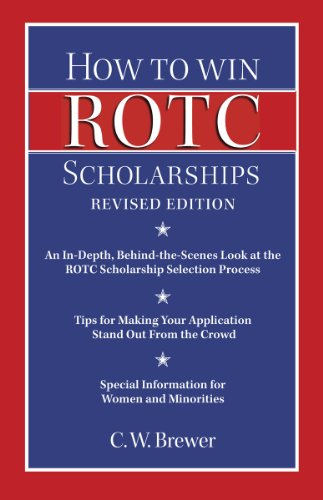 Amazon how to win rotc scholarships ebook c w brewer how to win rotc scholarships by brewer c w fandeluxe PDF