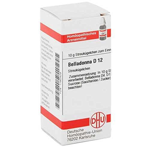 Belladonna D 12 Globuli, 10 g