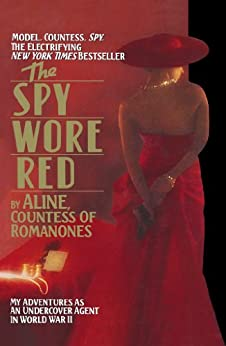 Spy Wore Red Romanones ebook product image
