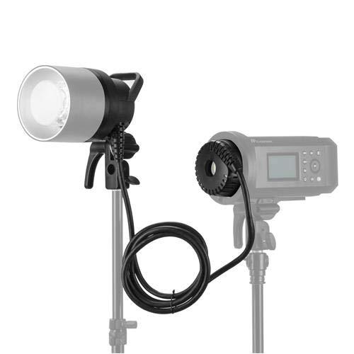 Flashpoint XP600 Pro Portable 600ws Extension FlashHead for The XPLOR 600PRO (Bowens Mount) Godox h600p
