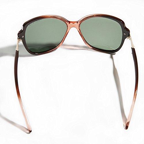 Ombre Vhccirt femmes élégantes de polarisées UV400 lunettes lentille Lunettes de soleil protection WAgWrPf