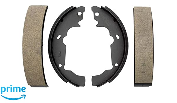 Rear-Professional Grade Brake Shoe Raybestos 747PG Brake Pad or Shoe