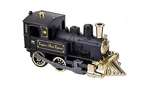 Jouetprive-Locomotive classique noire