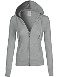 Amazon.com: Grey - Fashion Hoodies & Sweatshirts / Clothing: Clothing