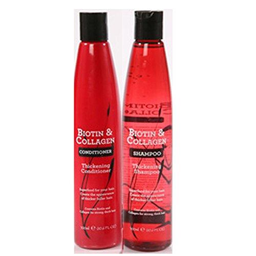 Biotin & Collagen Thickening Shampoo 400 ml and Biotin & Collagen...