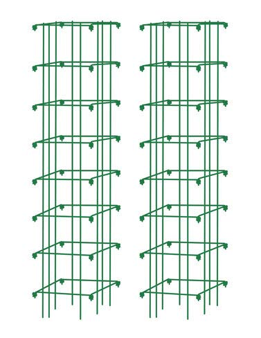 Gardener's Supply Company Square Heavy Gauge Extra Tall Tomato Cage
