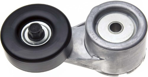 - ACDelco 38108 Professional Automatic Belt Tensioner and Pulley Assembly