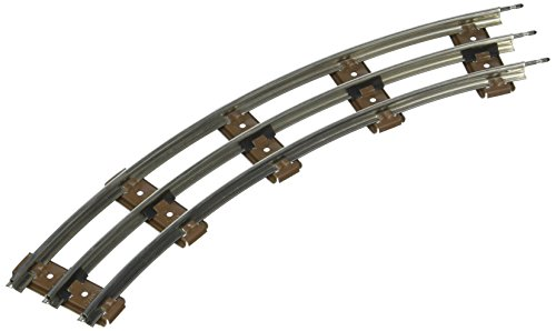 Williams by Bachmann Trains - 0-27 Curved Track Pack (8 Piece/box)