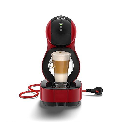 NESCAFÉ® Dolce Gusto® Lumio Roja, máquina de café automática, cafetera y sistema multibebidas.