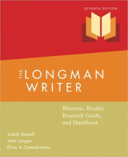 the longman writer pdf