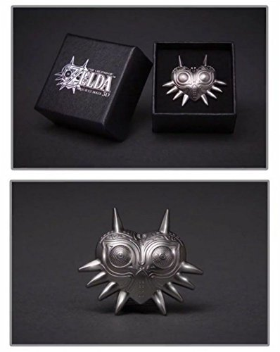 - Legend of Zelda Majora's Mask Collectable STEAM pin