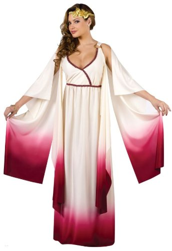 Venus Goddess of Love Plus Size (Goddess Of Love Costume For Halloween)