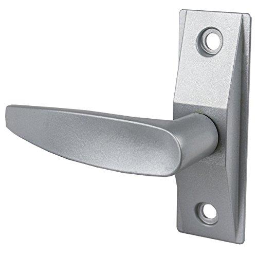 Global Door Controls Aluminum Store Front Lever Handle