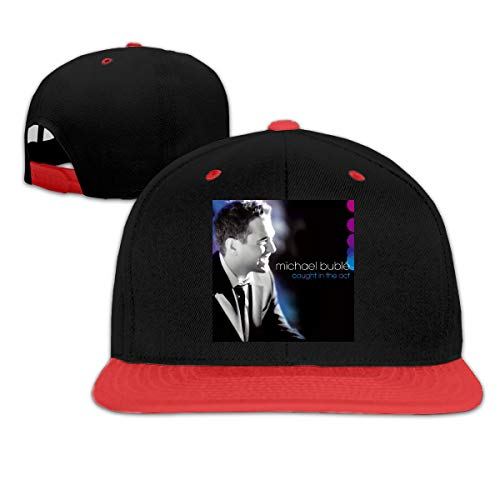 DonaldKAlford Michael Buble Caught in The Act Adjustable Hat Sports Unisex Casual Baseball Cap,Sun Hat (Michael Buble Caught In The Act Home)