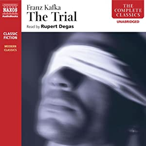 The Trial [Naxos AudioBooks] Audiobook