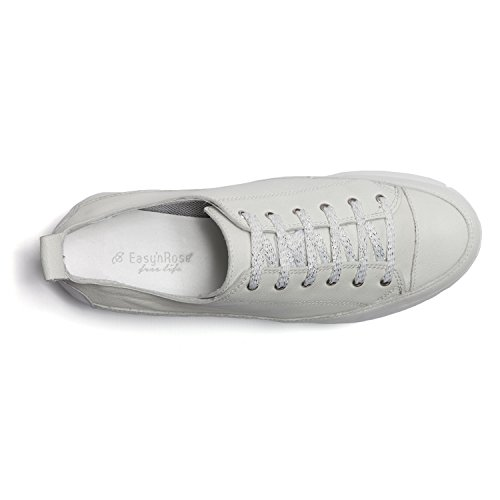 Easy'n Rose 394 Donna 003 Sneakers Per Bianco white 8rBHq8Apx
