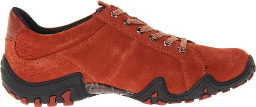 Allrounder By Mephisto Womens Funny Oxford Copper Suede