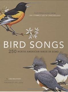 Gentil Bird Songs: 250 North American Birds In Song