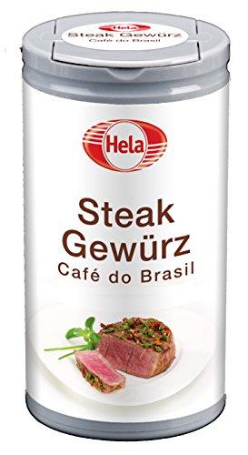 Hela Steak Gewürz Café do Brasil, 3er Pack (3 x 0.045 kg)