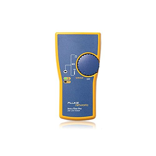 Fluke Networks Intellitone Toner (IntelliTone Pro 200 LAN Digital Toner)