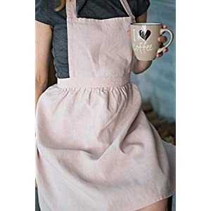 world-of-handmade-pleated-linen-apron-in-various-colours
