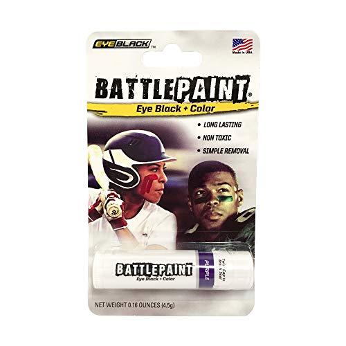 EyeBlack Purple BattlePaint Eye Black Grease]()