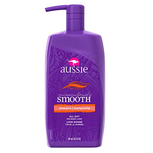- Aussie Miraculously Smooth Shampoo, 29.2 Ounce