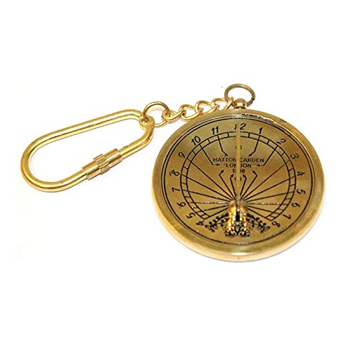 Amazon com: Compass Date Perpetual with Calendar Key Chain