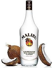 Malibu Rum Coconut Flavour Bottle, 700ml