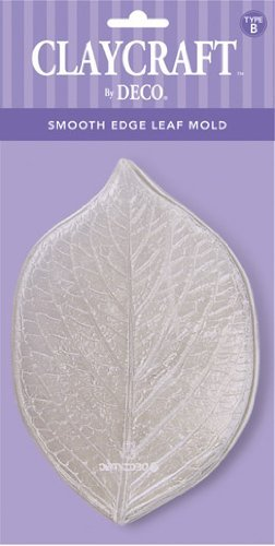 DECO Mold Type B Texturized Leaf Mold