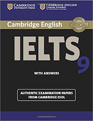 Cambridge Ielts 9 Student's Book with Answers (IELTS Practice Tests