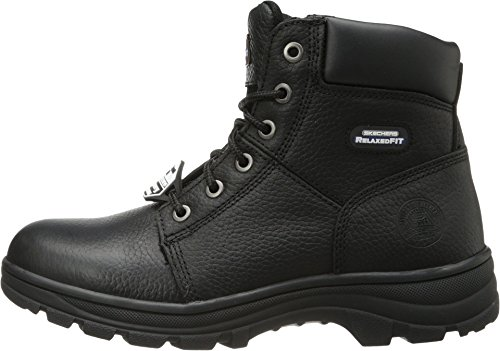 Skechers for Work Men's Workshire Condor Work Boot,Black,10 M US by Skechers (Image #1)