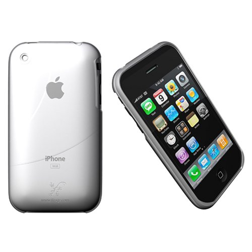 (iFrogz Wrapz for iPhone 3G, 3G S (Clear))