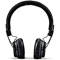 Marshall Major On-Ear Headphones, Pitch Black (4091114)