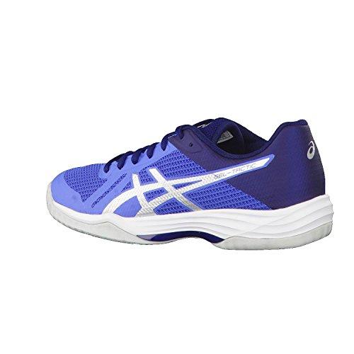 Tactic Asics Volleyballschuhe Blau Gel Blue 000 Damen Blu Regatta Silver Indigo Blau qESEBF