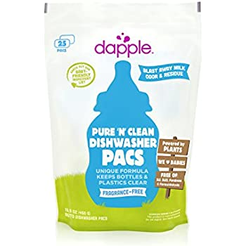 Amazon.com: The Honest Company Dishwasher Detergent Pods