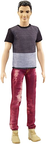 Barbie Fashionistas Ken Doll, Blocked Cool (Cool Barbie Dolls compare prices)