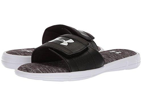 愛撫オペレーター冗長(アンダーアーマー) UNDER ARMOUR メンズサンダル?靴 Ignite CC Heather V SL White/Zinc Gray/Black 11 (29cm) D - Medium