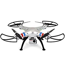 Syma X8G RC Drone with Camera and Video Drone