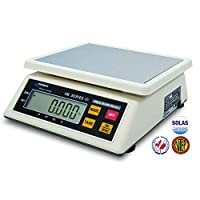 Intell-Lab XM-30 Portable Portion Control Scale 30kg X 10g / 60 lb X 0.02 lb,NTEP, Legal For Trade,New
