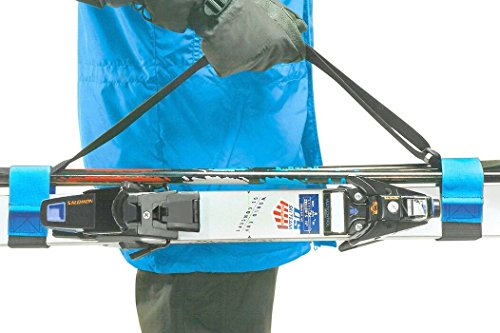 Bowtie The Ski and Pole Carrier/Sling; It Really is Simply The Finest - Easily Carries Both Skis and Poles, ()