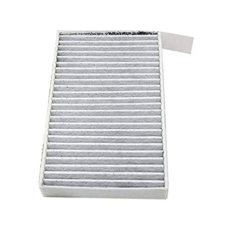 Fishoo Car Cabin Air Conditioning Filter with Activated Carbon for Tesla Model 3 2017 2018 2019