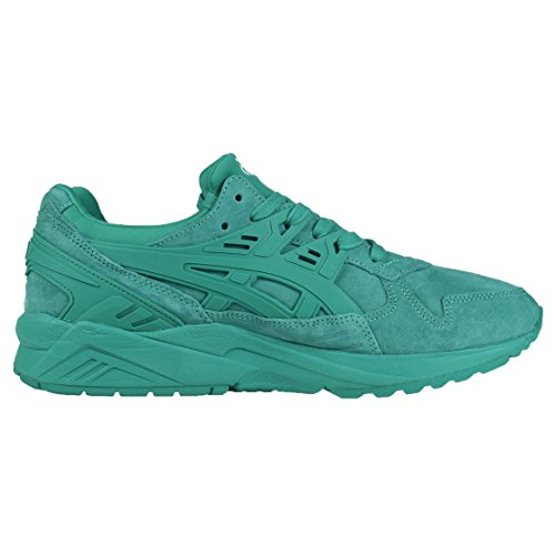 ASICS GEL Kayano Trainer Retro Running Shoe, Spectra Green/Spectra Green, 9.5 M US