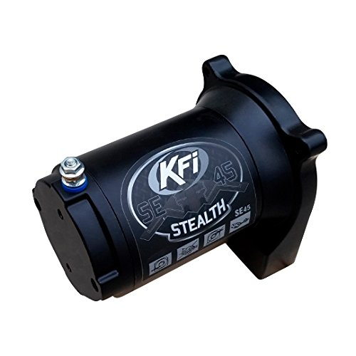 KFI Products Replacement Motor Black 4500LB