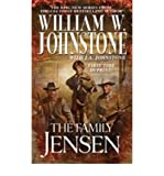 img - for 'TheFamily Jensen by Johnstone, William W. ( Author ) ON Jun-22-2010, Paperback' book / textbook / text book
