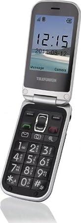 Telefunken TM200 - Móvil libre (pantalla 2.6
