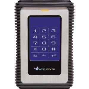 Data Locker 3 - Hard Drive - 2 TB - USB 3.0, Gray (Dl2000V32F) by Data Locker